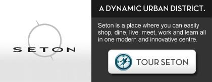 Visit Seton online